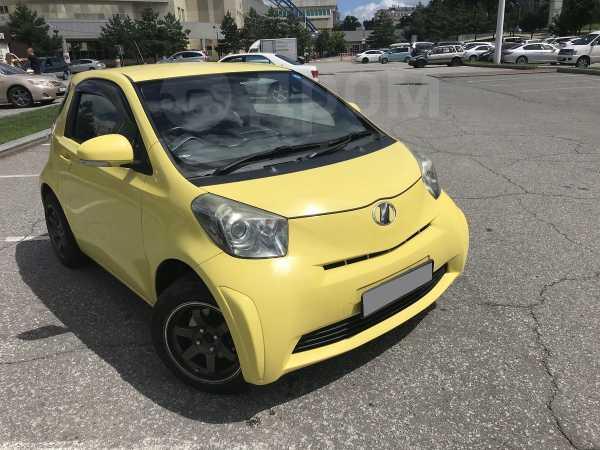 Toyota iQ, 2009 год, 375 000 руб.
