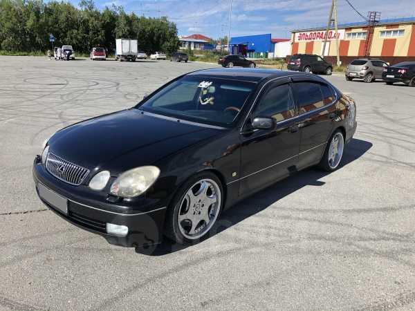 Lexus GS300, 2002 год, 540 000 руб.