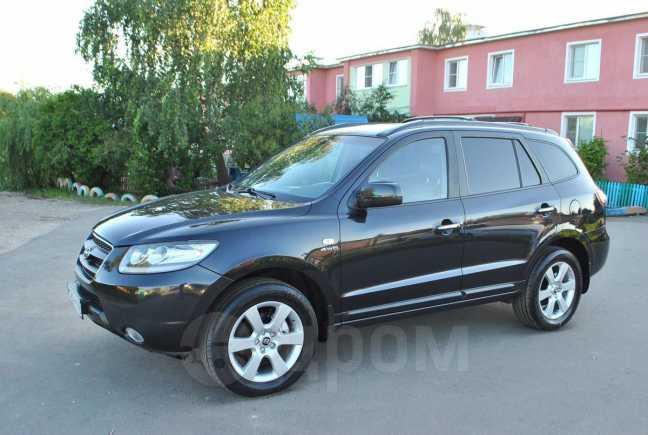 Hyundai Santa Fe, 2007 год, 679 000 руб.