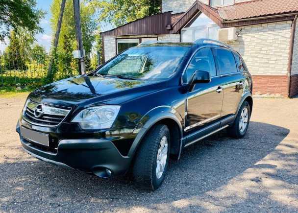 Opel Antara, 2009 год, 540 000 руб.