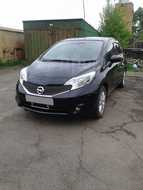 Nissan Note, 2014 год, 590 000 руб.