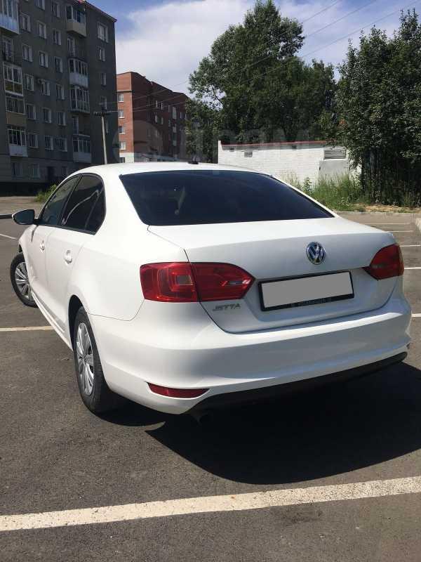 Volkswagen Jetta, 2013 год, 499 000 руб.
