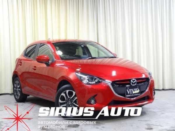 Mazda Demio, 2017 год, 630 000 руб.