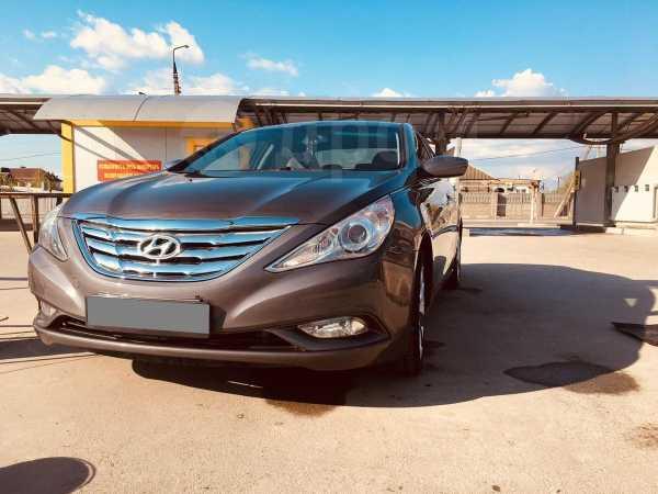 Hyundai Sonata, 2013 год, 650 000 руб.