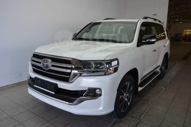 Toyota Land Cruiser, 2020 год, 6 224 000 руб.