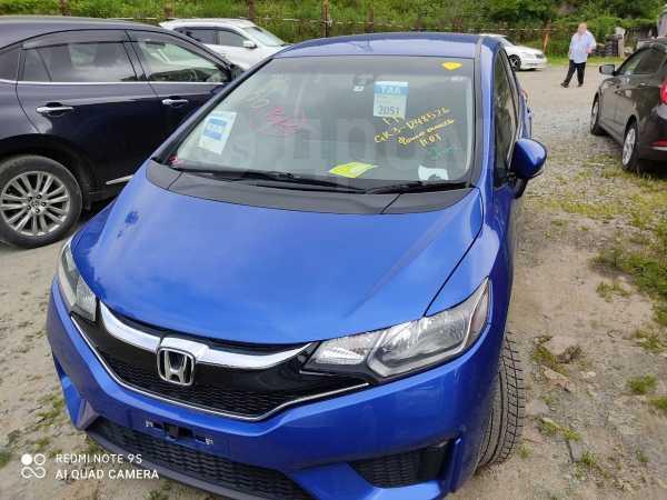 Honda Fit, 2017 год, 715 000 руб.