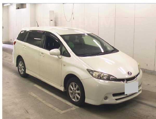 Toyota Wish, 2010 год, 878 000 руб.