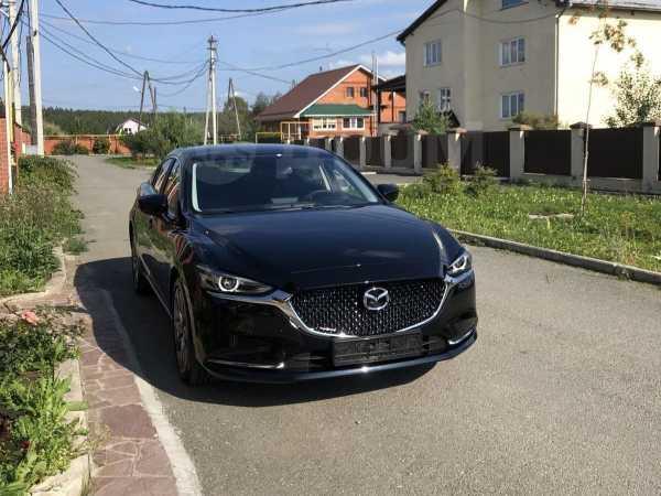 Mazda Mazda6, 2019 год, 1 600 000 руб.
