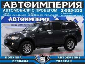 Красноярск Pajero Sport 2012