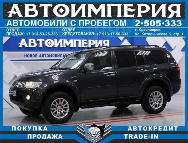 Mitsubishi Pajero Sport, 2012 год, 1 098 000 руб.