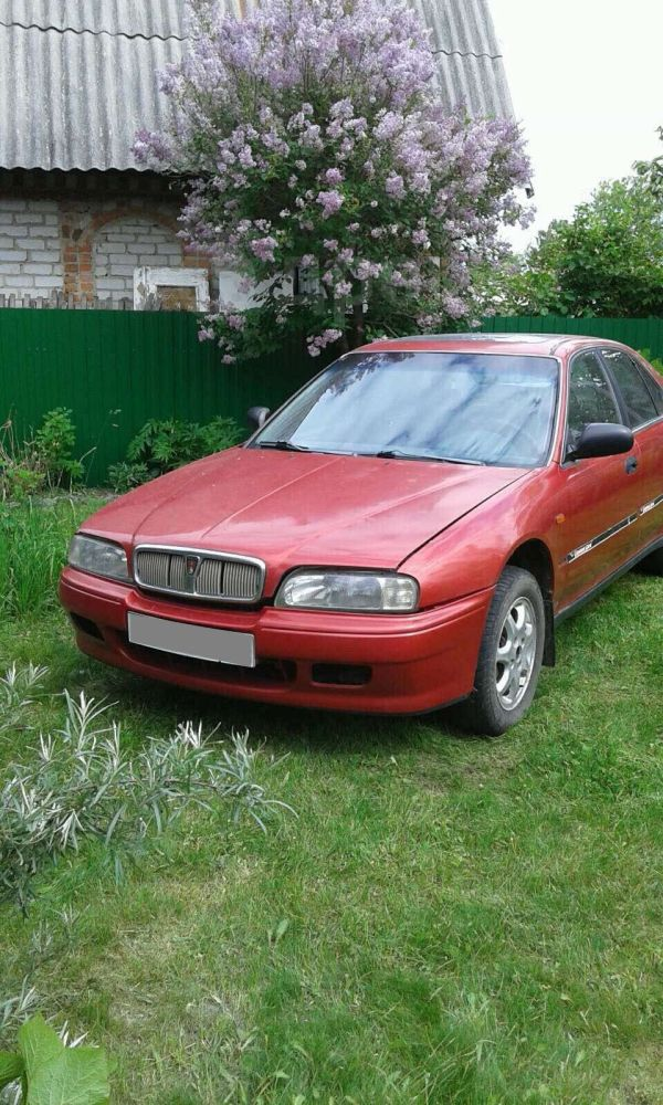 Rover 600, 1993 год, 150 000 руб.