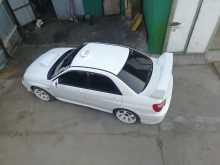 Нижневартовск Impreza WRX STI