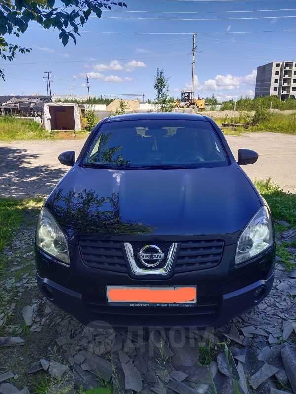Nissan Qashqai, 2008 год, 490 000 руб.