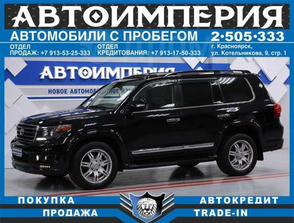 Toyota Land Cruiser, 2013 год, 2 518 000 руб.