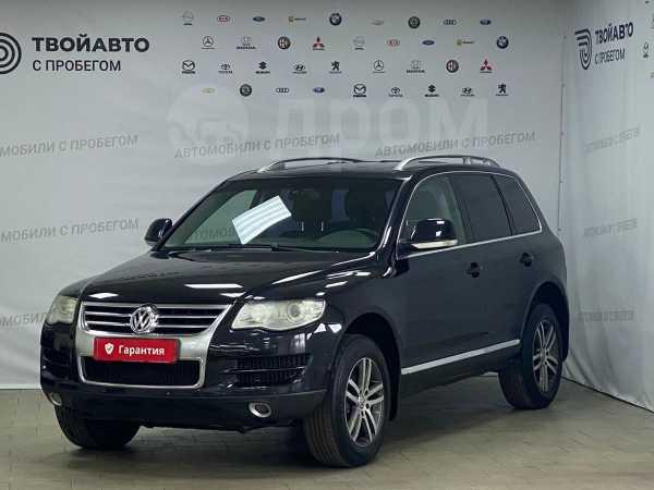 Volkswagen Touareg, 2008 год, 679 000 руб.