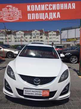 Севастополь Mazda6 2011