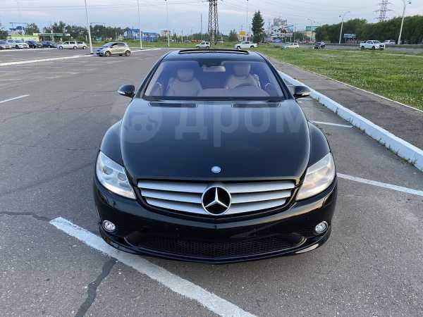 Mercedes-Benz CL-Class, 2008 год, 1 450 000 руб.