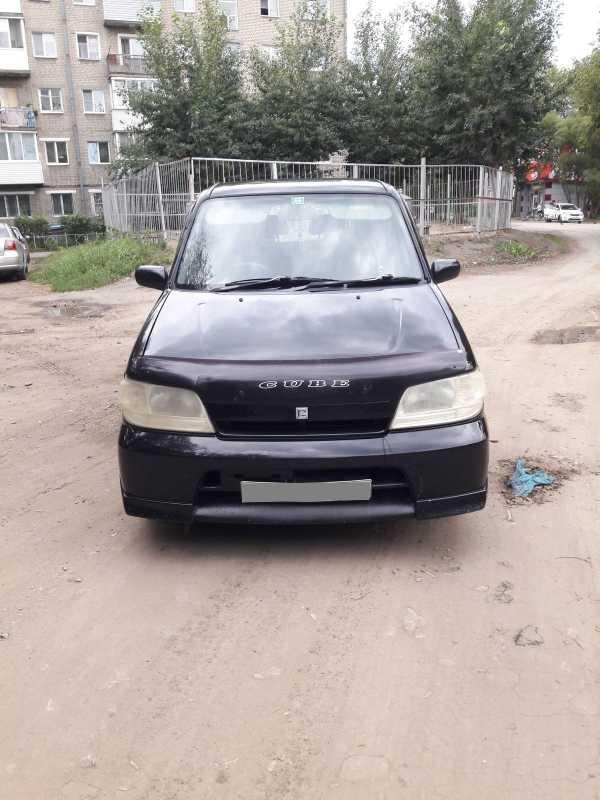 Nissan Cube, 2000 год, 145 000 руб.