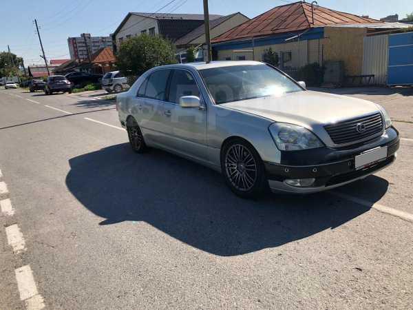 Lexus LS430, 2001 год, 330 000 руб.