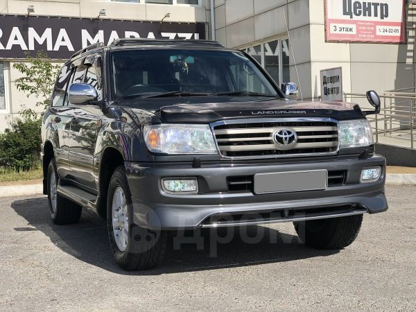 Toyota Land Cruiser, 2005 год, 1 580 000 руб.