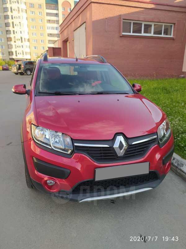 Renault Sandero, 2018 год, 670 000 руб.