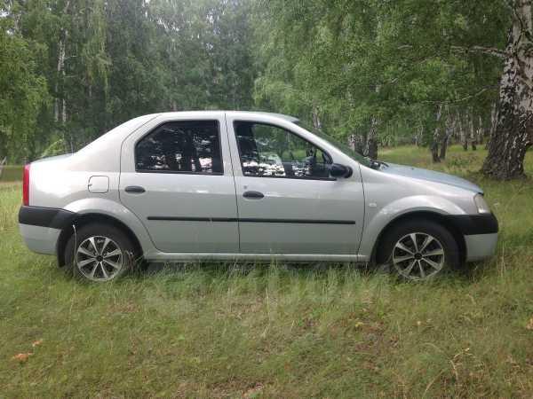 Renault Logan, 2007 год, 210 000 руб.