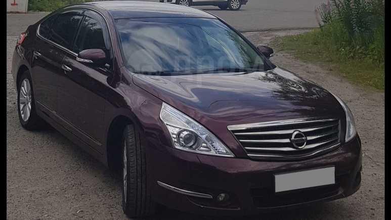 Nissan Teana, 2012 год, 820 000 руб.
