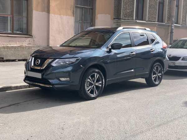 Nissan X-Trail, 2019 год, 1 850 000 руб.
