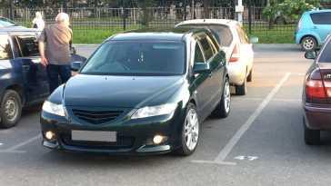 Хабаровск Mazda Atenza 2002