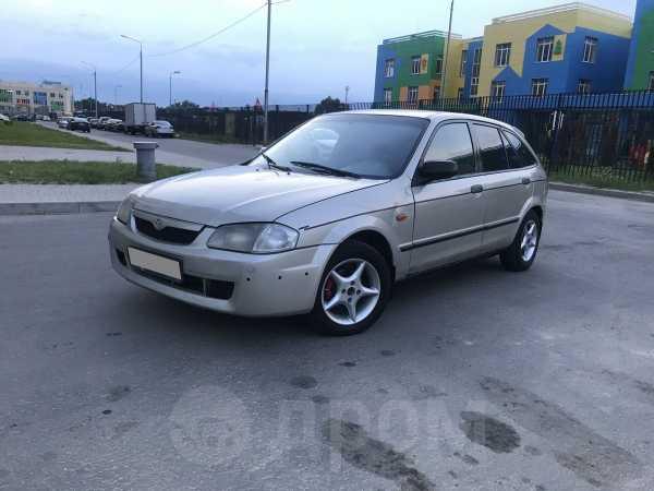 Mazda 323, 1999 год, 90 000 руб.