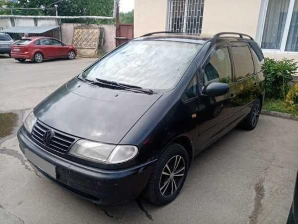 Volkswagen Sharan, 1997 год, 200 000 руб.