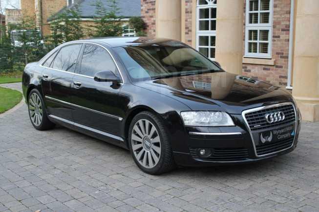 Audi A8, 2007 год, 250 000 руб.
