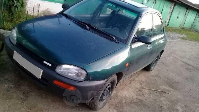 Mazda 121, 1992 год, 45 000 руб.