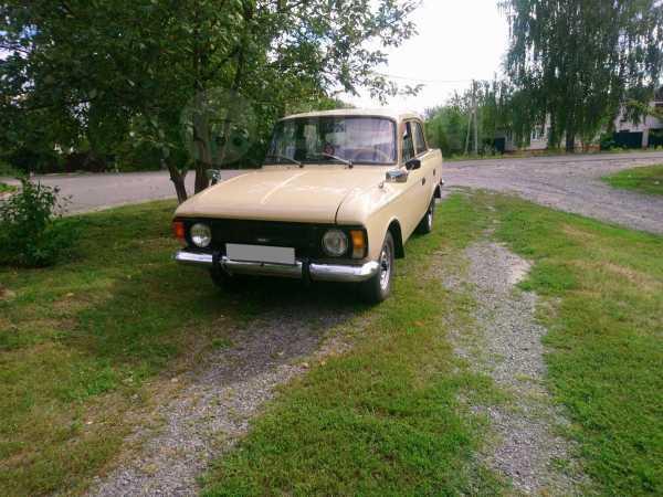 Москвич 412, 1988 год, 60 000 руб.