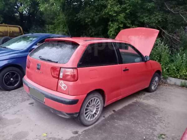 SEAT Ibiza, 2001 год, 95 000 руб.