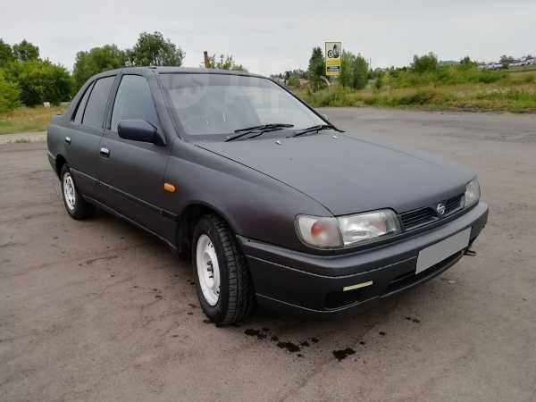 Nissan Pulsar, 1993 год, 100 000 руб.