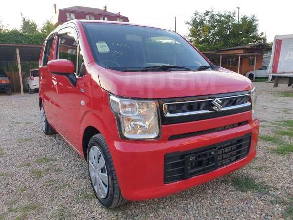 Suzuki Wagon R, 2018 год, 598 000 руб.