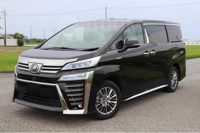 Toyota Vellfire, 2019 год, 2 390 000 руб.