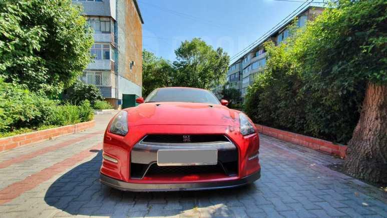Nissan GT-R, 2013 год, 4 000 000 руб.