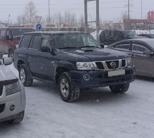 Nissan Patrol, 2008 год, 1 130 000 руб.