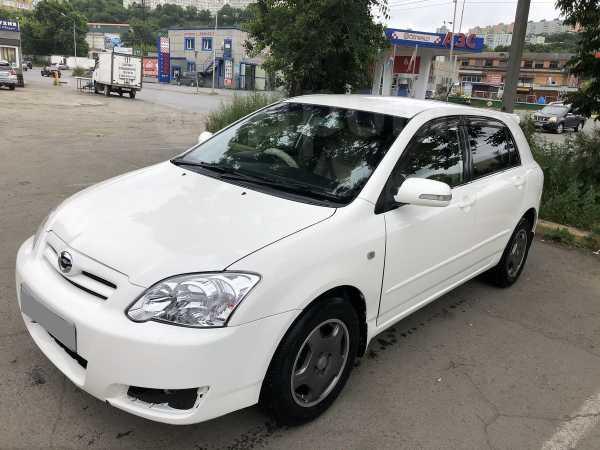 Toyota Allex, 2004 год, 315 000 руб.