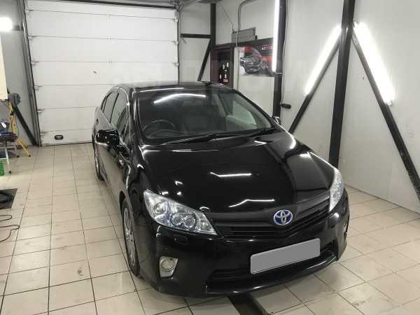 Toyota Sai, 2010 год, 825 000 руб.