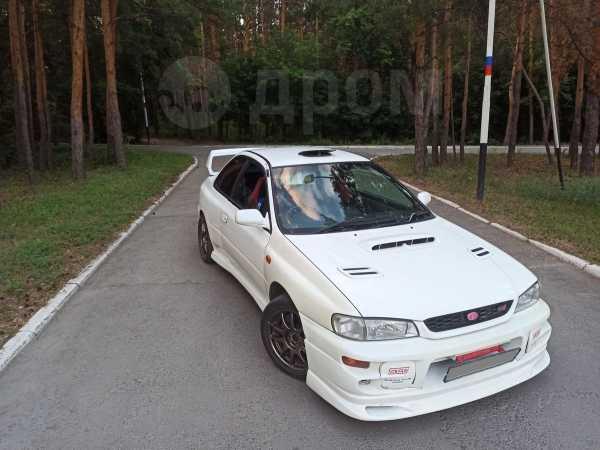 Subaru Impreza WRX STI, 1998 год, 555 000 руб.