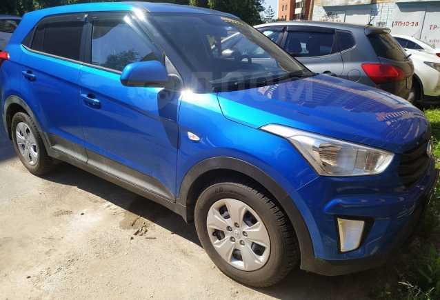 Hyundai Creta, 2018 год, 930 000 руб.