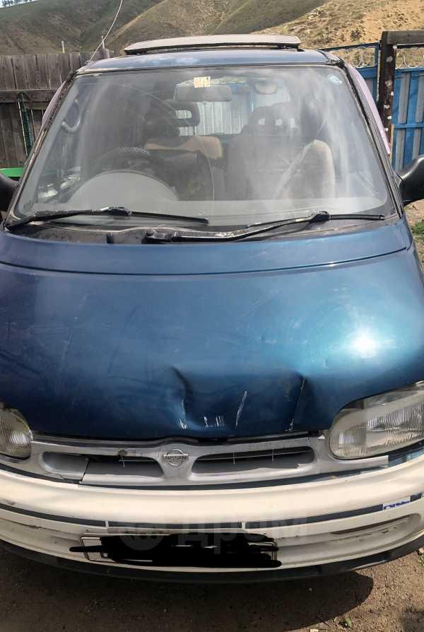 Nissan Vanette Serena, 1991 год, 85 000 руб.