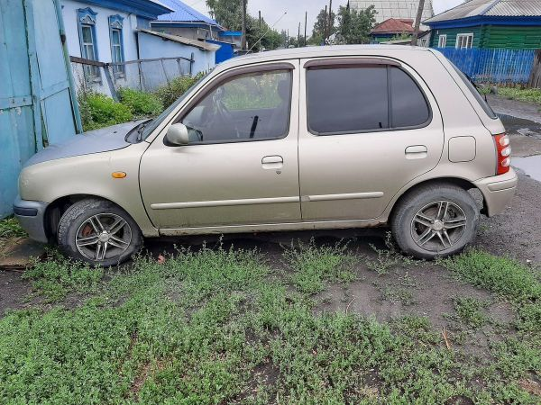 Nissan March, 2001 год, 85 000 руб.