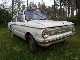 Якутск Запорожец 1972