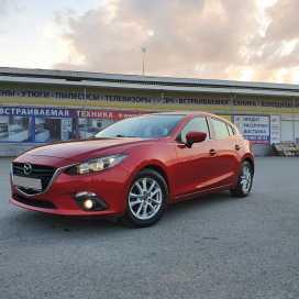 Абакан Mazda3 2013