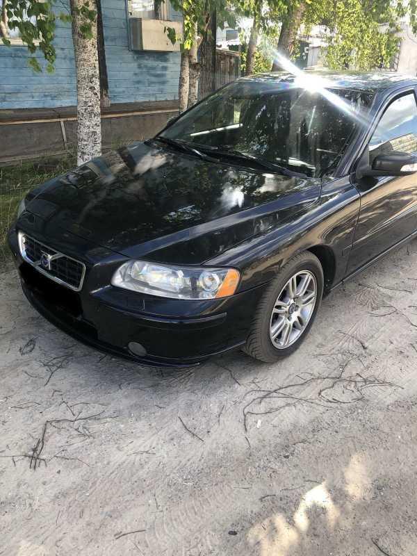 Volvo S60, 2008 год, 429 500 руб.