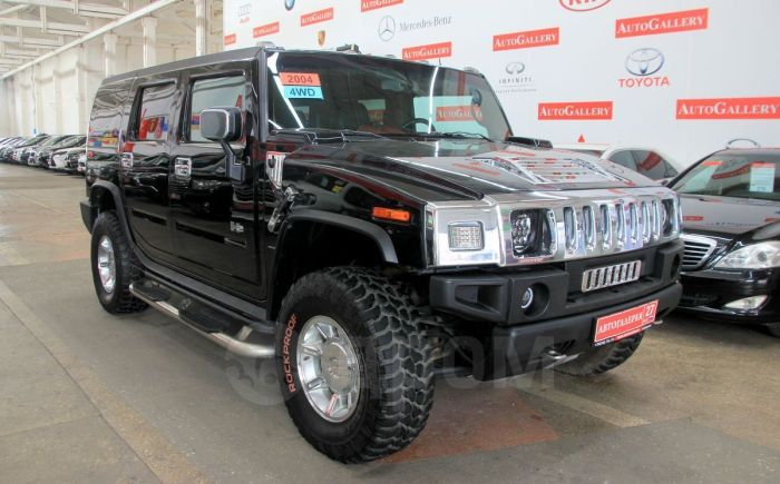 Hummer H2, 2004 год, 1 148 000 руб.
